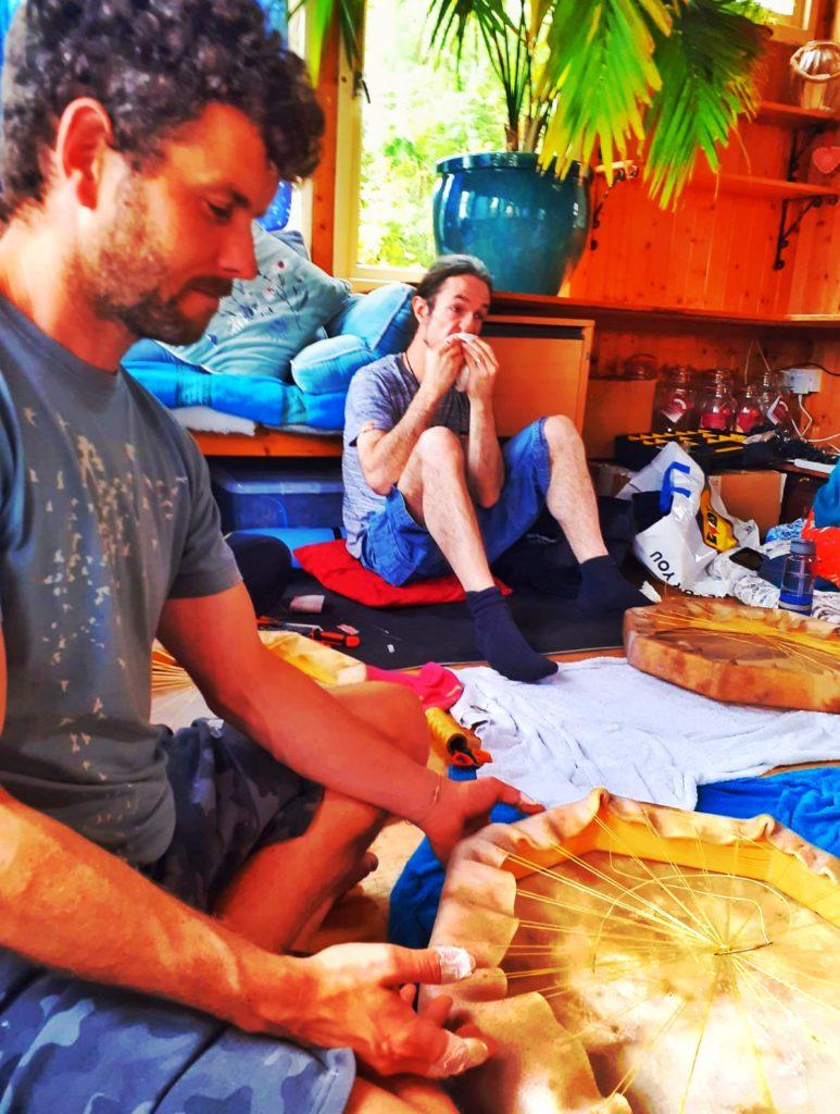 Make your Own Drum Shamanic Ceremony Workshop (1)