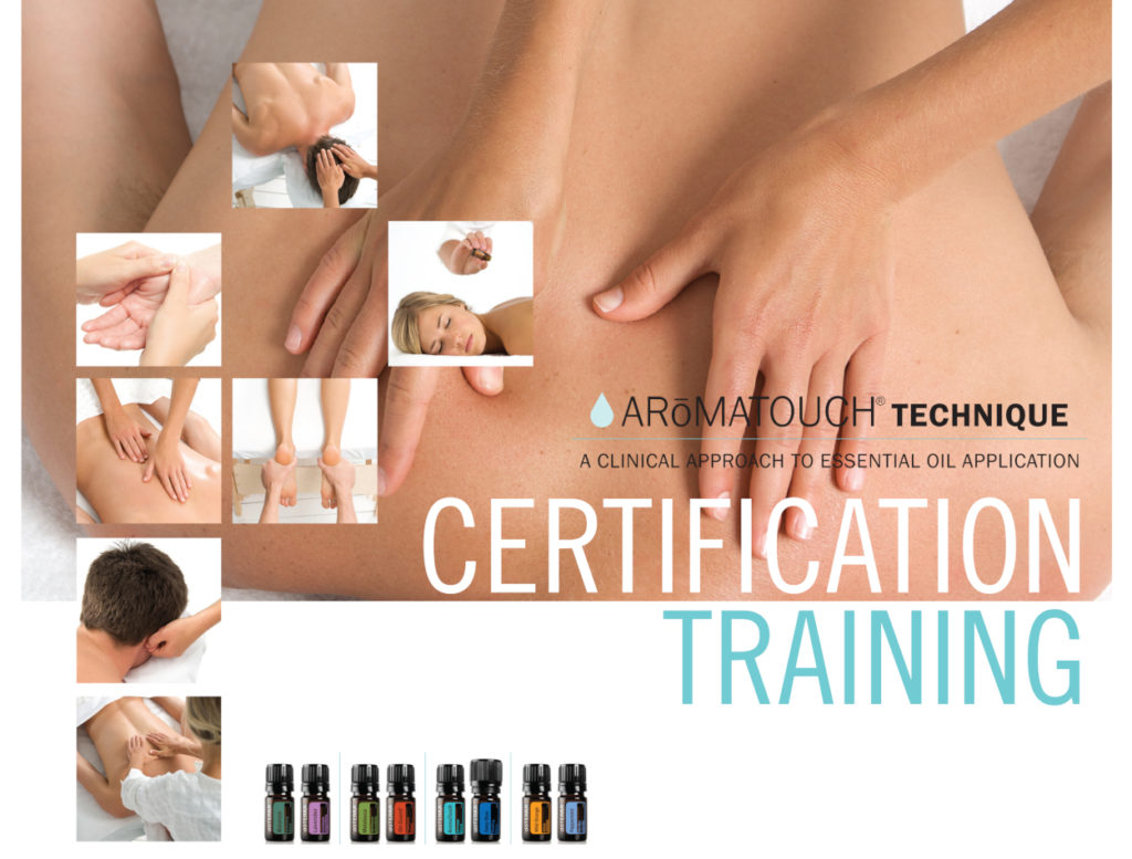 Aromatherapy Massage Alexander Rey Discover Your Heart cert
