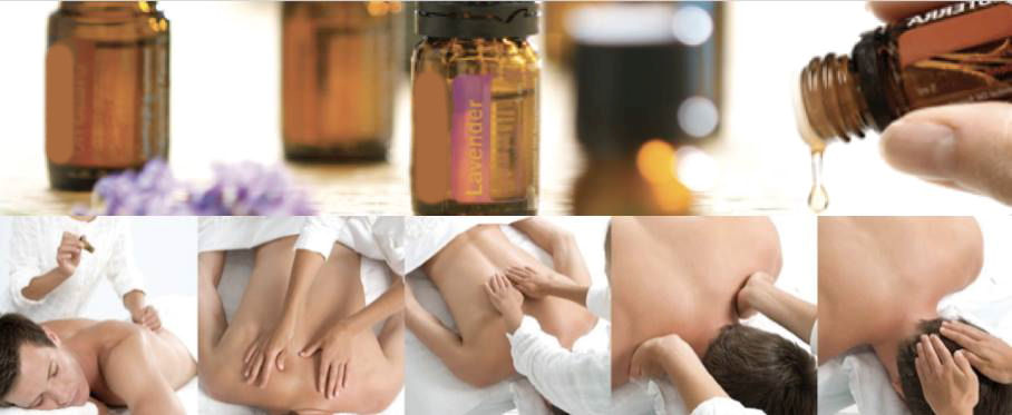 Aromatherapy Massage Alexander Rey Discover Your Heart technique flask